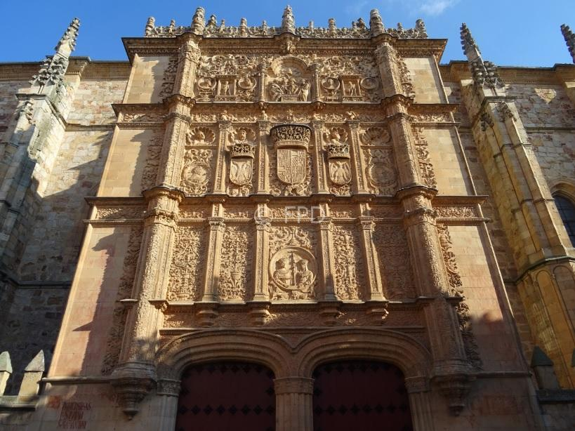 Foto fachada universidad de salamanca fotos para decorar fotos de autor para decoraci n - Fotos universidad de salamanca ...